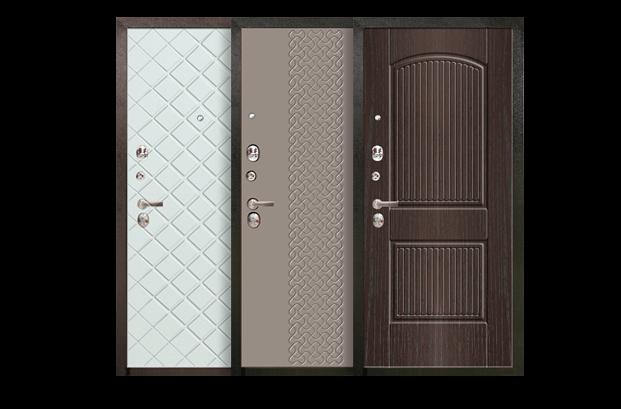 Как можно выбрать входные и межкомнатные двери